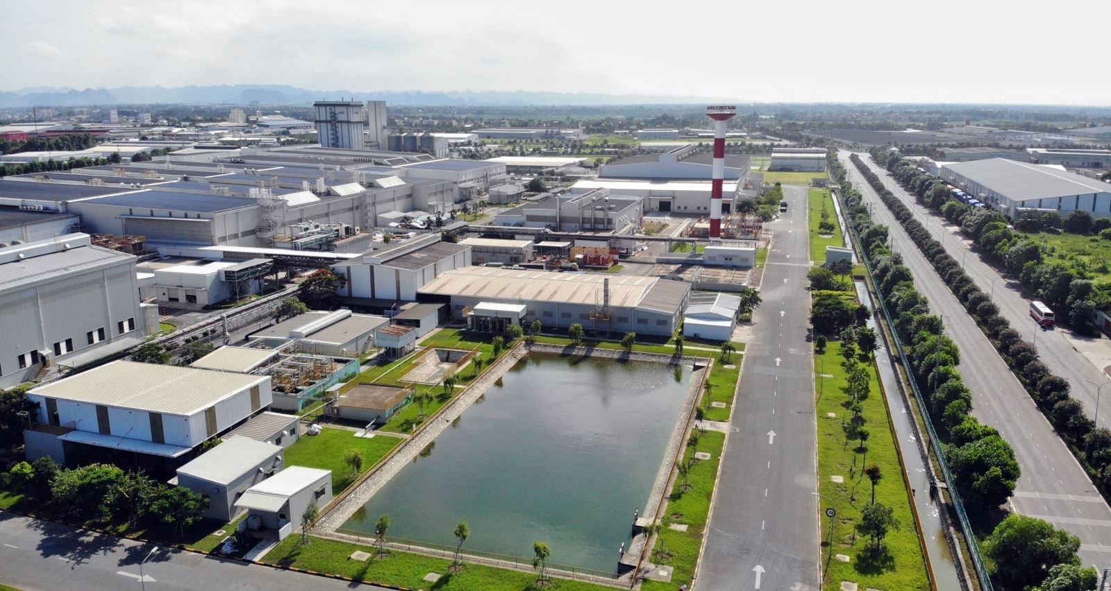 Điểm sáng bất động sản công nghiệp trong bão dịch COVID-19