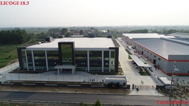 CERIE Vietnam Factory Project