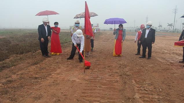 Dự Án Xây Dựng Nhà Máy Công Nghiệp King Duan Việt Nam
