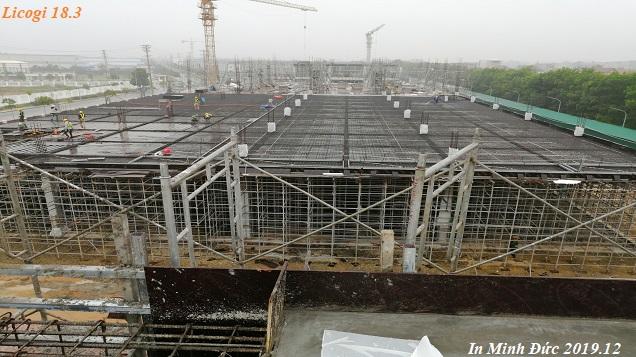 Dự Án Nhà Máy In Điện Tử Minh Đức Giai Đoạn II