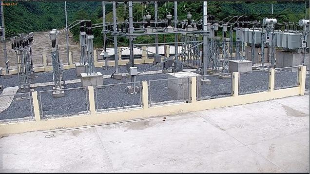 Xây dựng các công trình điện năng