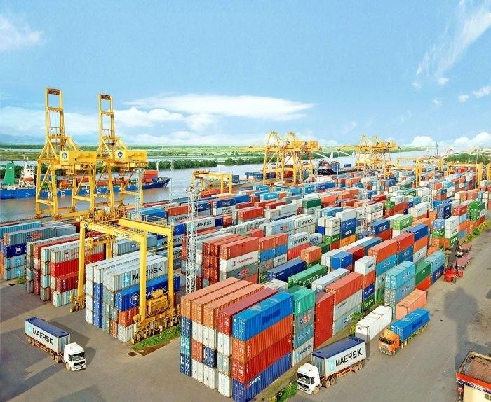 Tổng trị giá xuất khẩu hàng hóa tăng 5% trong tháng 5